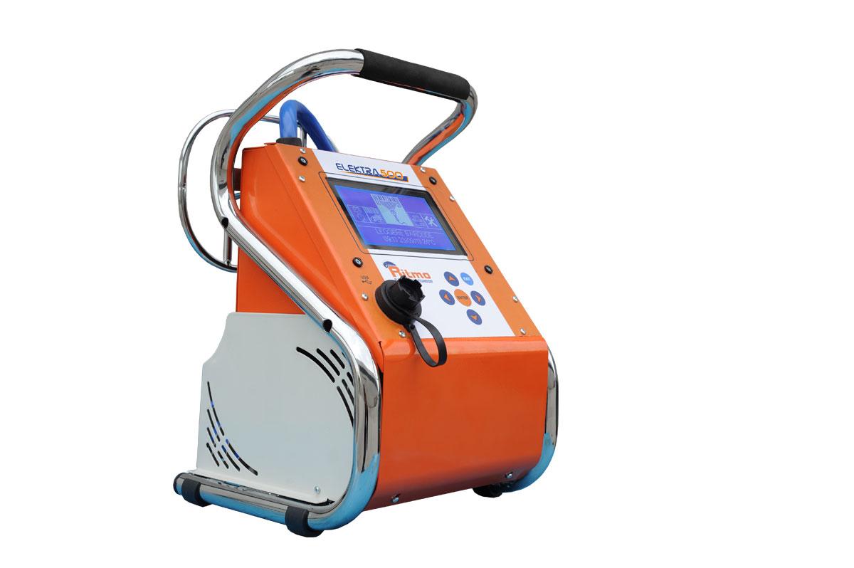 Elektra 500 High Pressure Ritmo Fittings Machines