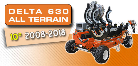 DELTA 630 ALL TERRAIN 2008-2018